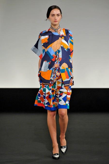 Hermes RTW Spring Summer 2013 Paris Fashion Week September 2012