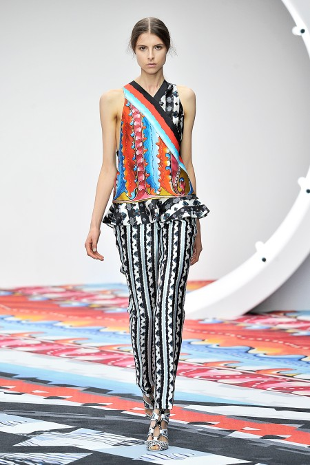 Peter_Pilotto RTW Spring Summer 2013 London Fashion Week September 2012