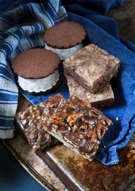 Here is what I didn't eat... Info on www.indigojoneseats.com