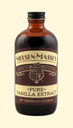 Good quality vanilla extract