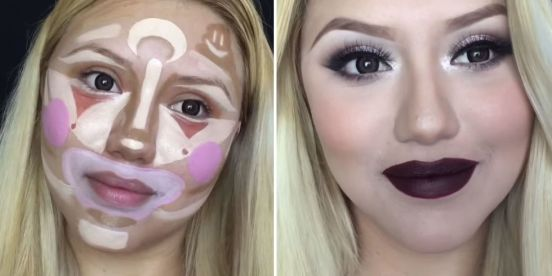 "Bella DeLune's ""Clown Contouring"""