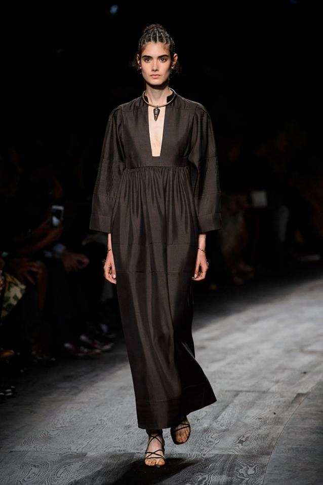 Valentino was slammed for their chic interpretation of African culture, san the African models.