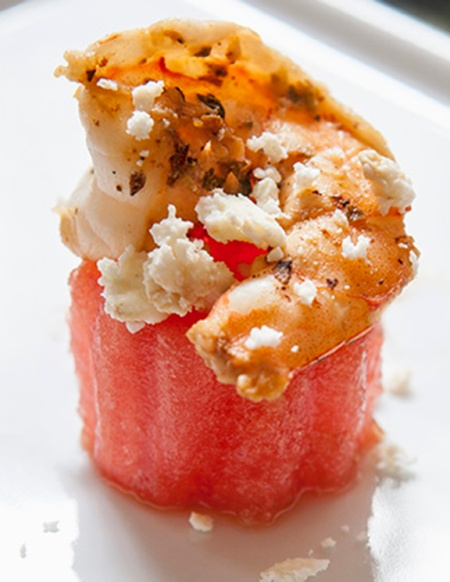 Watermelon Shrimp